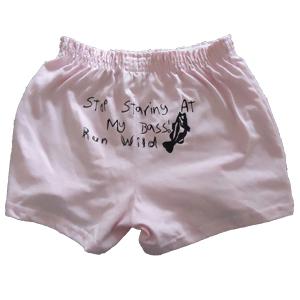 Run Wild Booty shorts
